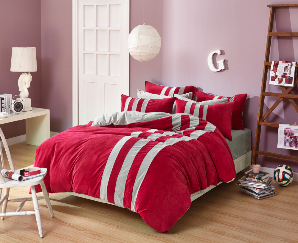 how to make a bedspread or comforter