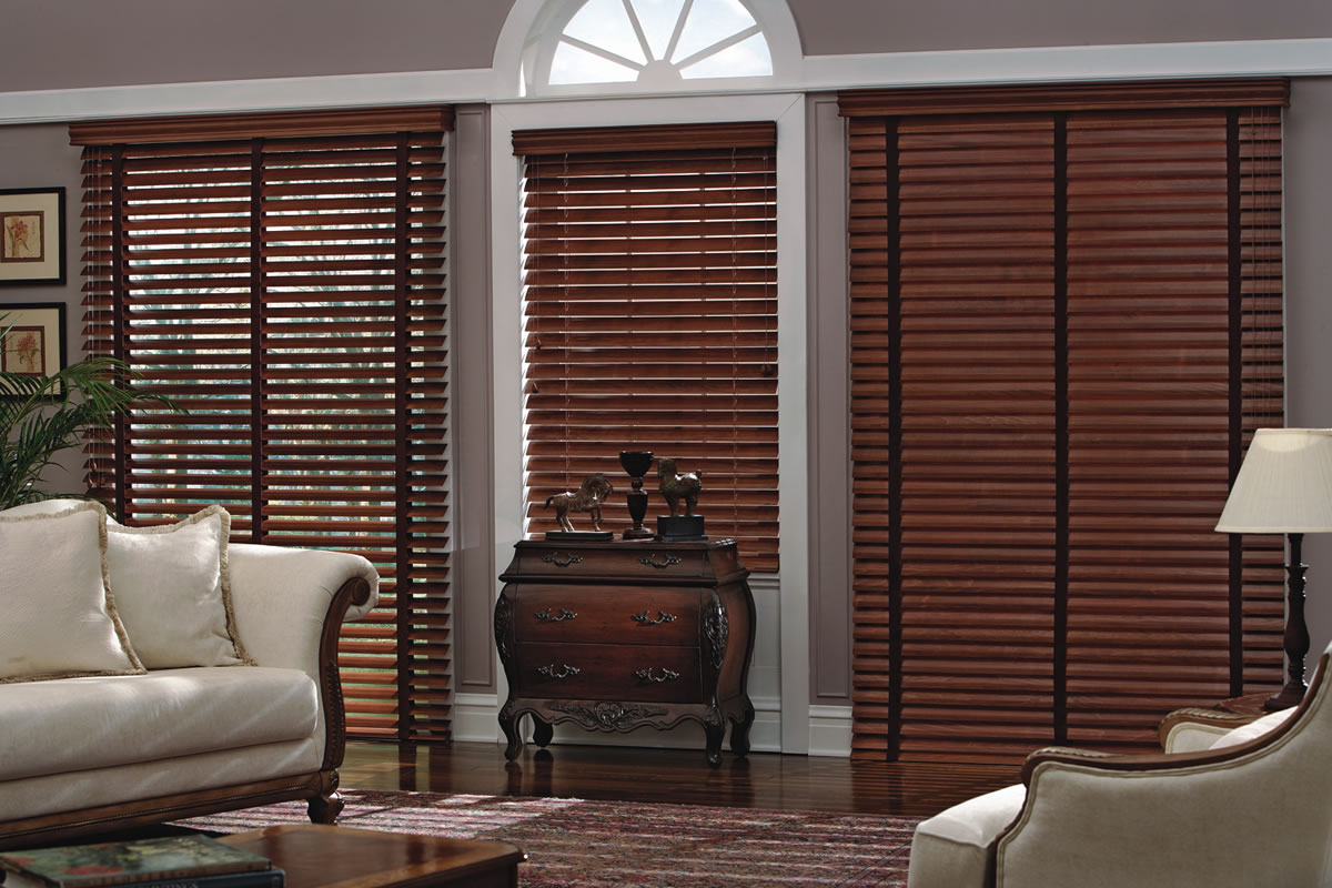 Wood Stylish Window Treatment That S Never Out Of Fashion